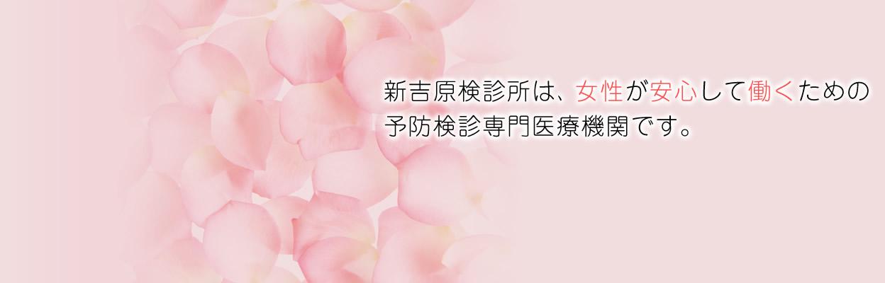 医療法人社団新吉原会新吉原検診所 PC用写真